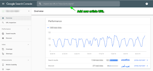 Link Analysis with Google Search Console